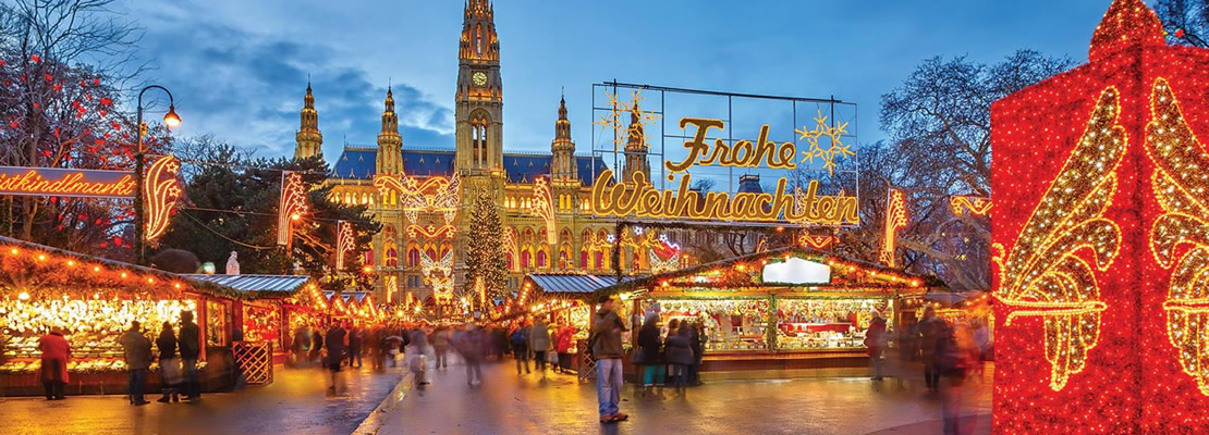 APT - Magical Christmas Markets with Imperial Europe and Paris