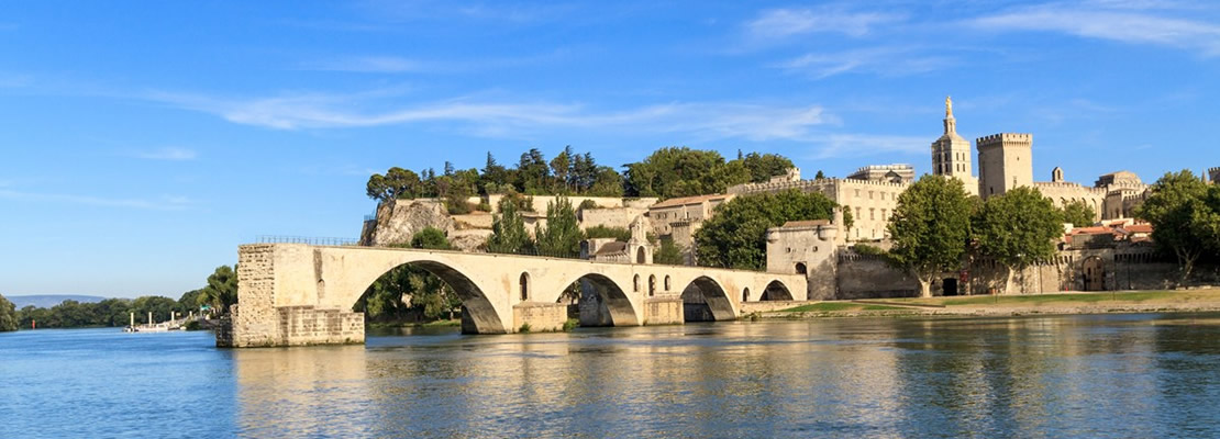 Evergreen - Sensations of Lyon and Provence