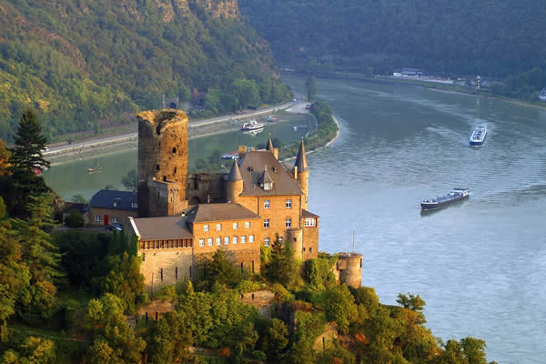Germany River Cruises