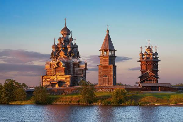Russia River Cruises